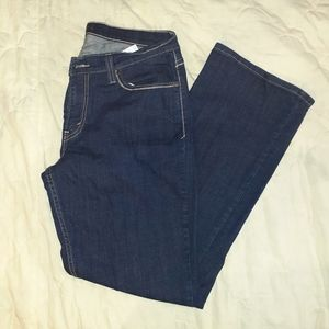 Levi's 529 Curvy Boot Cut Jean's